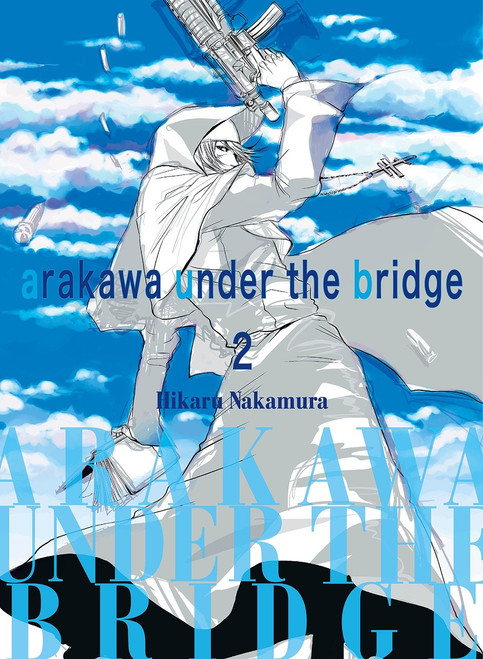 Arakawa Under The Bridge Graphic Novel Vol. 02