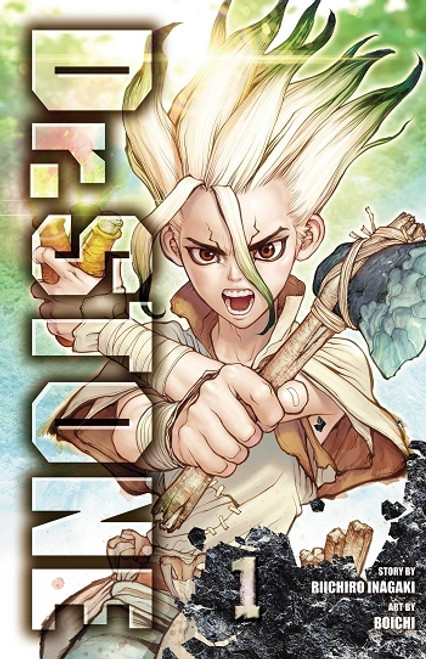 Dr. STONE Graphic Novel Vol. 01