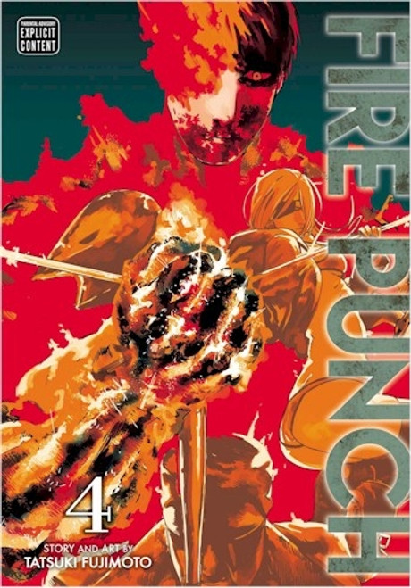 Fire Punch Graphic Novel 04