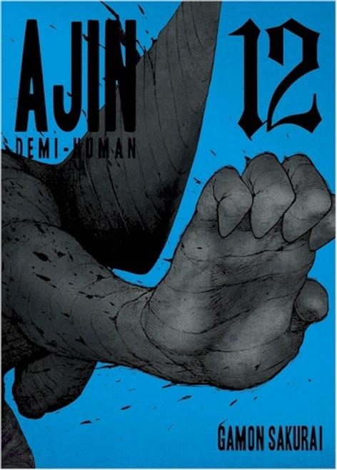 Ajin: Demi-Human Graphic Novel 12
