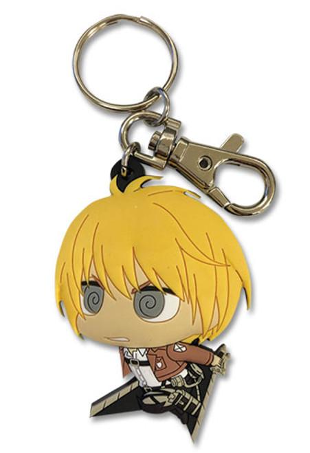 Attack on Titan Keychain - S2 SD Armin