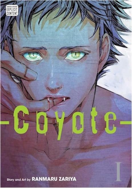 Coyote Graphic Novel Vol. 01