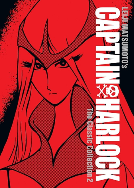 Captain Harlock: The Classic Collection 02 (HC)