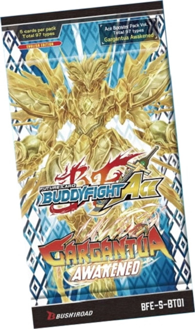 Buddy Fight: Ace Booster Pack - Gargantua Awakened