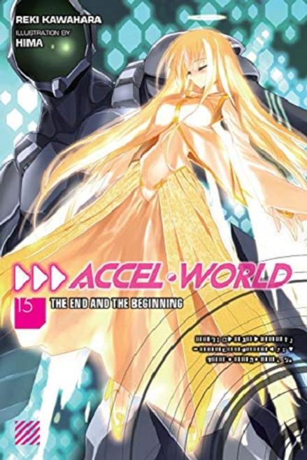 Accel World Novel 15