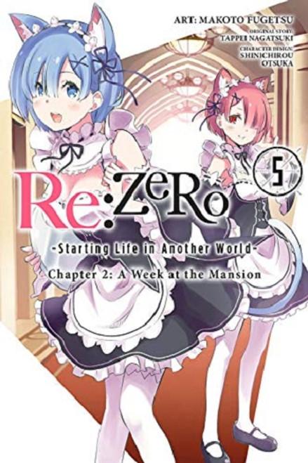 Re:Zero -Starting Life in Another World 2 - Manga 05