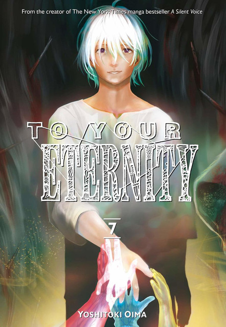 To Your Eternity Graphic Novel 07