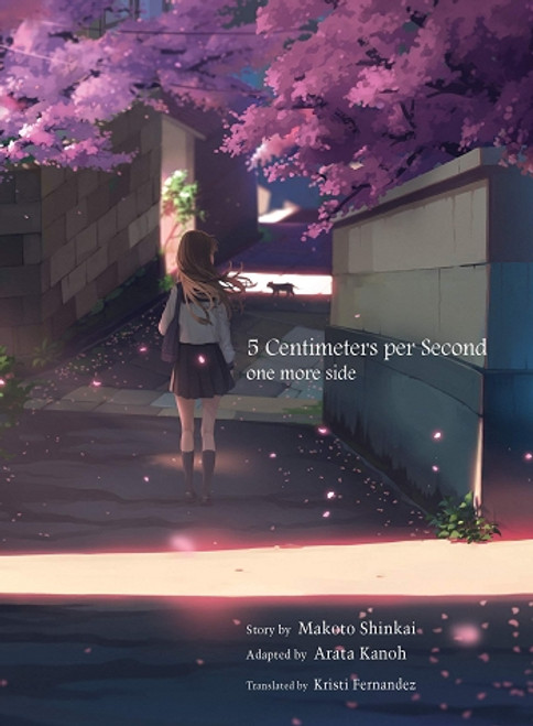 5 Centimeters Per Second One More Side Novel