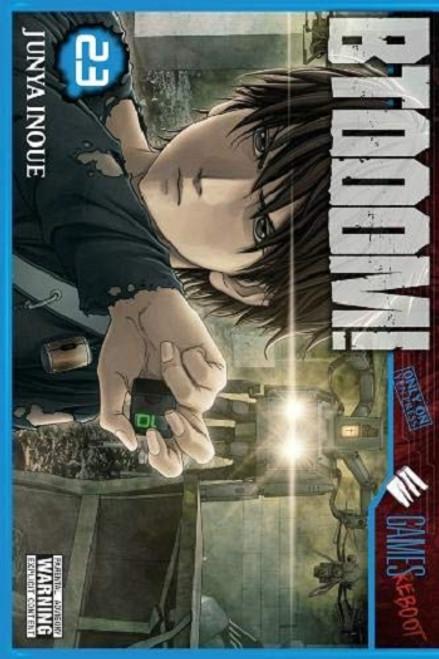 Btooom! Graphic Novel 23