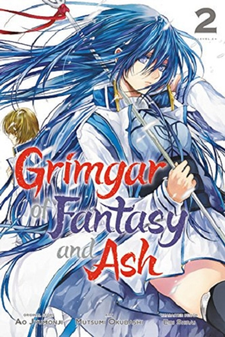 Grimgar of Fantasy and Ash Graphic Novel 02