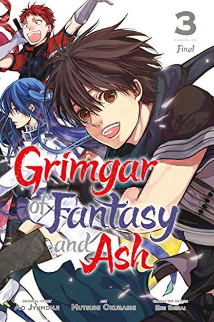 Grimgar of Fantasy and Ash Graphic Novel 03