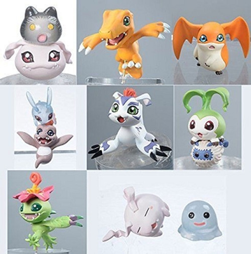 Digimon Adventure DigiColle! DATA1 Trading Figure (Blind Box
