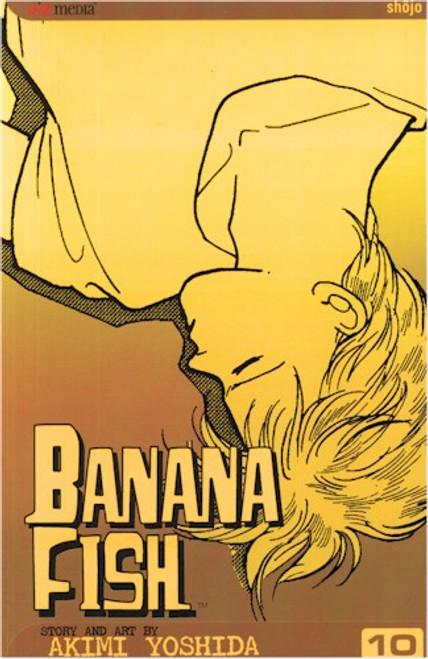 Banana Fish Graphic Novel Vol. 10