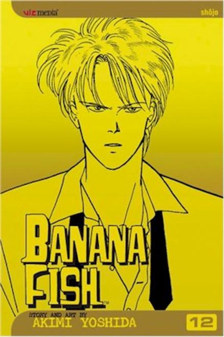 Banana Fish Graphic Novel Vol. 12