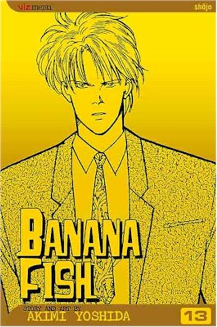 Banana Fish Graphic Novel Vol. 13
