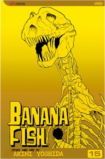 Banana Fish Graphic Novel Vol. 15