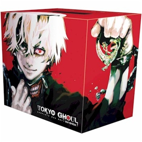 Tokyo Ghoul Complete Box Set (1-14 with premium)