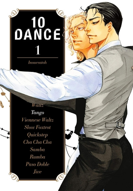 10 Dance Graphic Novel 01