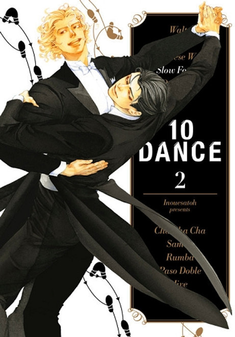 10 Dance Graphic Novel 02
