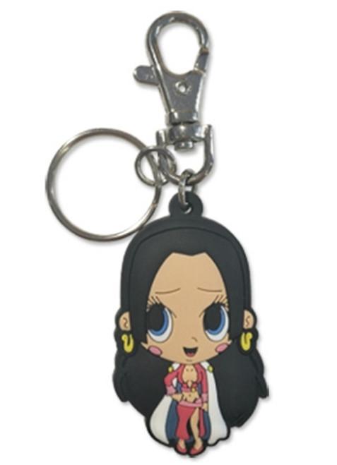 One Piece PVC Keychain - Hancock