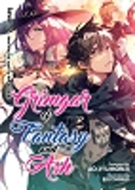 Grimgar of Fantasy and Ash Light Novel Vol. 05