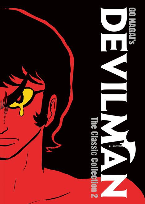 Devilman: The Classic Collection Vol. 2 (HC)