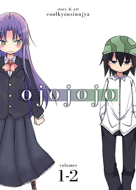 Ojojojo Manga Vol. 01-02