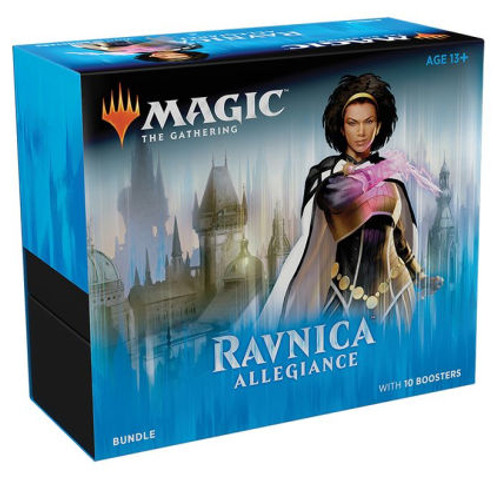 Magic the Gathering TCG Ravnica Allegiance Bundle