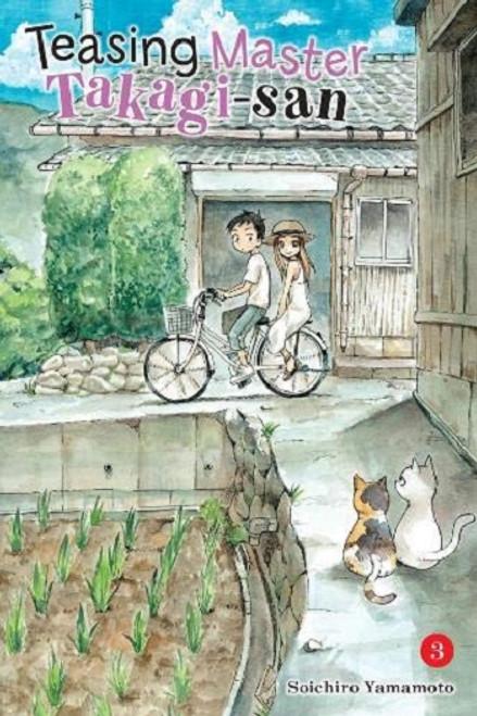 Teasing Master Takagi-san Graphic Novel 03