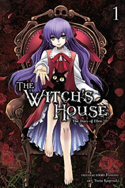 The Witch's House The Diary Of Ellen Graphic Novel 01