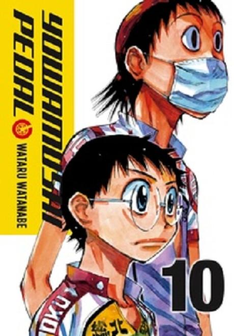 Yowamushi Pedal Graphic Novel 10