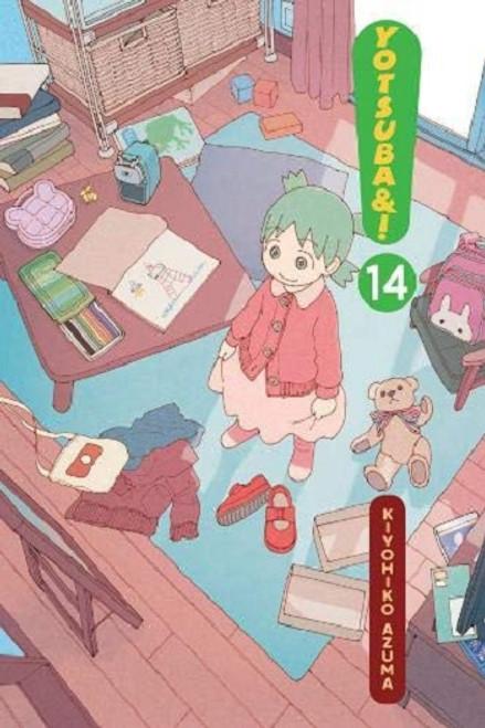 Yotsuba&! Graphic Novel 14
