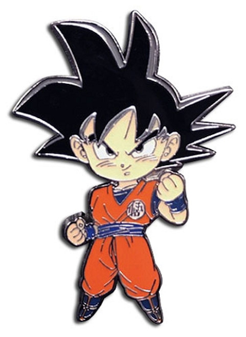 Dragon Ball Super Enamel Pin - Goku