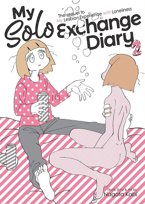 My Solo Exchange Diary Graphic Novel 02