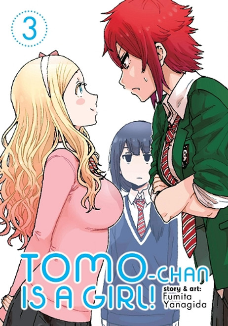 Tomo-chan is a Girl! Graphic Novel 03