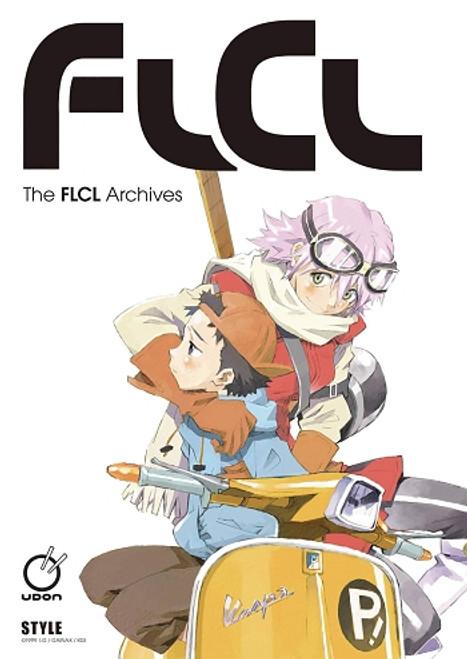 FLCL Archives Art Book