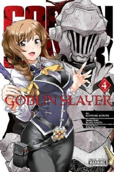 Goblin Slayer Graphic Novel 04