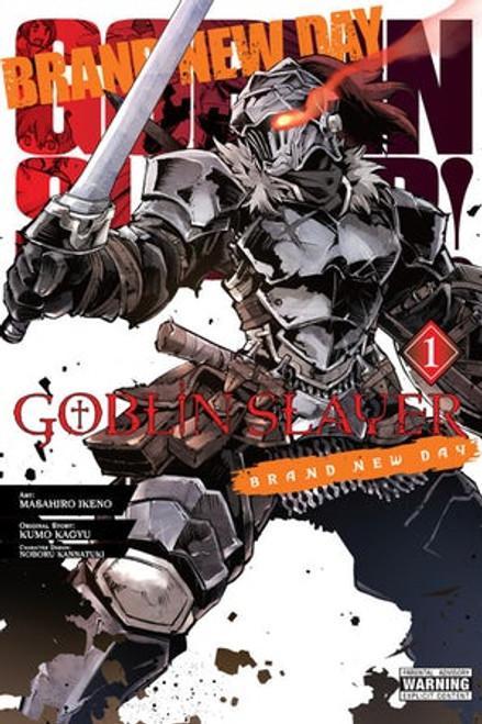 Goblin Slayer: Brand New Day Graphic Novel 01