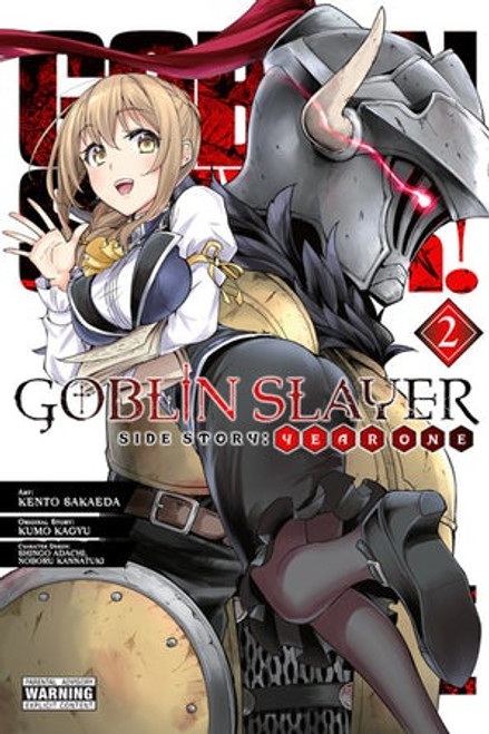 Goblin Slayer: Year One Graphic Novel 02
