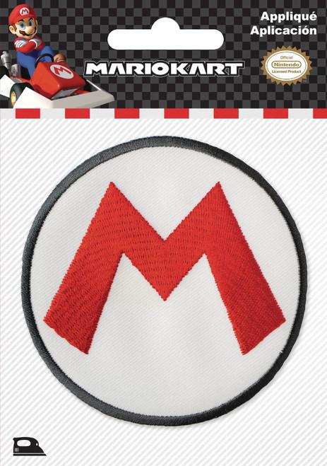 Nintendo Patch - Super Mario Logo