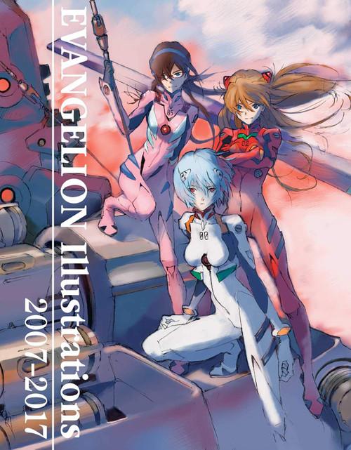 Evangelion Illustrations 2007-2017 Art Book