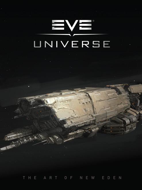 EVE Universe: The Art of New Eden Art Book