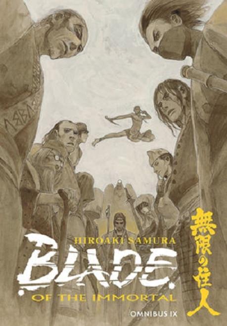 Blade of the Immortal Omnibus Vol. 09