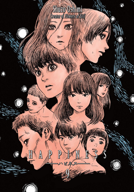 Happiness Graphic Novel Vol. 09