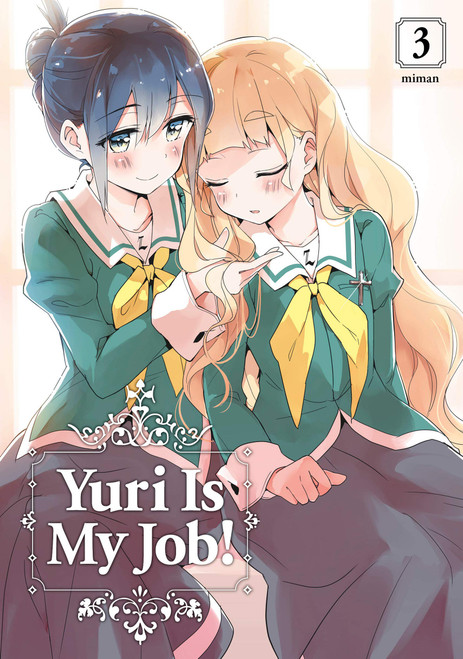 Yuri Is My Job! Graphic Novel 03