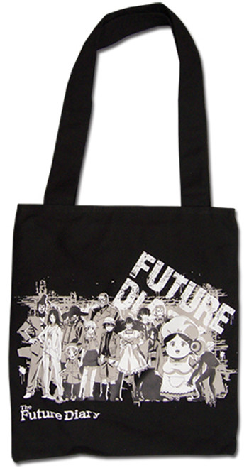 Future Diary Tote Bag - Diary Holders