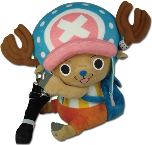 One Piece Plush Shoulder Bag - LChoper