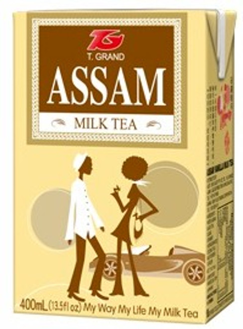 Milk Tea (400ml) - Original