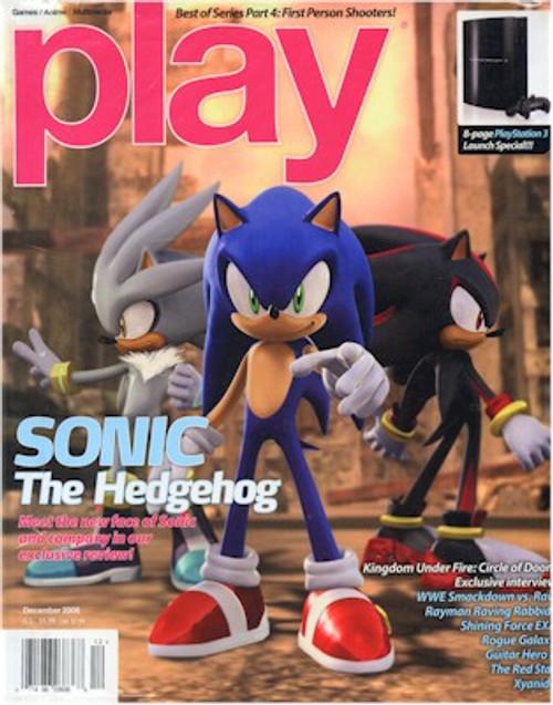 Play Magazine December 2006