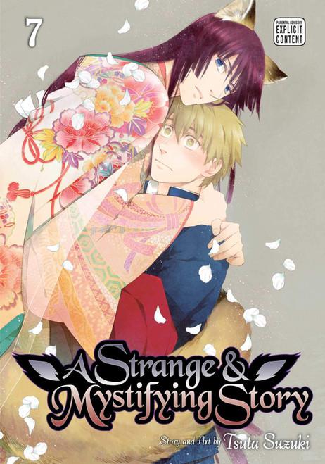 A Strange and Mystifying Story Graphic Novel 07